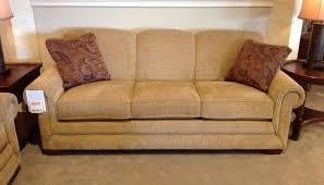 lazy boy leather sleeper sofa russcarnahan com