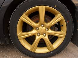 which paint for painting wheels gold nasioc