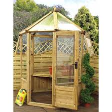 6ft X 8ft Greenhouse Mercia 6ft Wooden Octagonal Greenhouse Wooden Greenhouses And