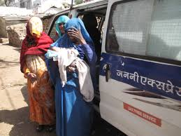 how a simple van in india can save a mother u0027s life public radio