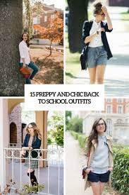 15 preppy and chic back to styleoholic