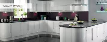 hygena sanvito white kitchen homebase be at home pinterest