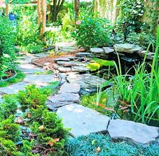 backyard slope landscaping ideas patio excellent smart easy ideas for hillside landscaping