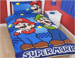 Mario Bedding Set Bedding At Walmart