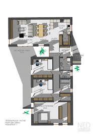 Modern Bungalow Floor Plans Bungalow Bas