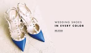 wedding shoes brands wedding shoes in every color of the rainbow inside weddings