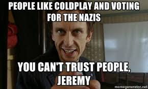 coldplay jokes was coldplay always hated on by the majority of the internet or is