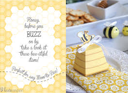 bee baby shower ideas favor friday sweet as can bee baby shower kate aspen