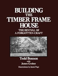 amazon com house plans books building the timber frame house the revival of a forgotten art