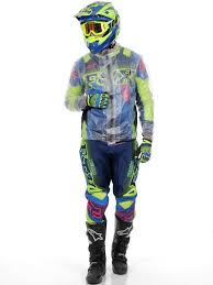 fox motocross body armour fox clear 2018 fluid mx mx rain jacket fox freestylextreme