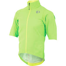 cycling rain shell pearl izumi p r o short sleeve rain jacket men u0027s backcountry com