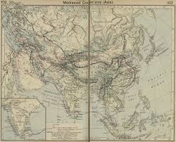 Mongol Empire Map Turkic And Mongolian Conquest Of Central Asia The Chaihana