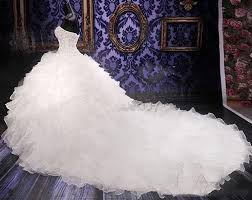 white wedding dress lovelybride noble sweetheart beaded organza wedding dresses bridal