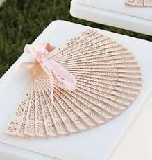 sandalwood fan easy ways to decorate personalize wedding fans put the
