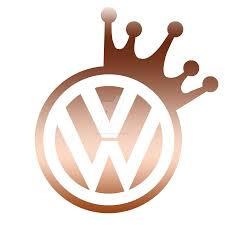 vw logos vwkingsclub old logo vector by sufyanzeroual on deviantart