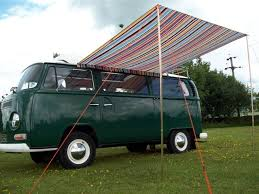 Vw Camper Awnings Campervan Sun Canopy Proudtopop