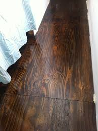 pros burnt plywood flooring creative home decoration