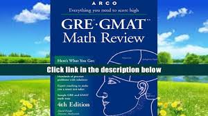 download gre gmat math review read online video dailymotion