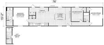 Floor Plans For Mobile Homes Single Wide New Factory Direct Mobile Homes For Sale From 19 900
