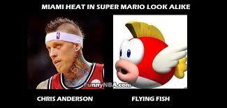 Miami Heat Meme - super mario bros vs miami heat nba funny moments