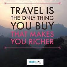 Travel quotes that hopefully will inspire you to go on a