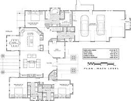 floor plans craftsman four bedroom craftsman house plan
