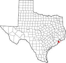 State Map Of Texas by Galveston County Texas Wikipedia