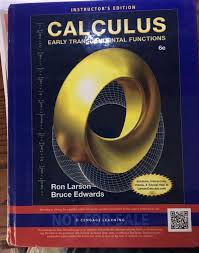 calculus early transcendental functions by ron larson and bruce