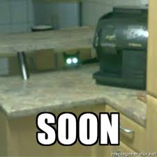 Soon Cat Meme - my other cat tries the soon meme too by kartoffelofpain on deviantart