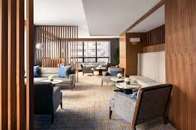 Floor Level Seating Furniture by Club Level The Ritz Carlton Chicago
