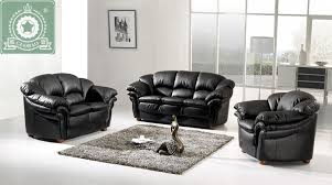 Modern Leather Living Room Furniture High Quality Living Room Furniture European Modern Leather Sofa