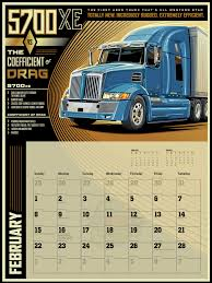 2016 kenworth calendar new western star limited edition calendar takes on toughest
