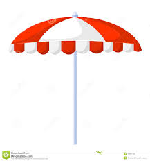 Beech Umbrella Beach Umbrella Isolated Illustration Stock Photo Image 32661720