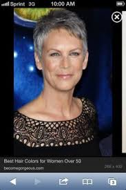 how to get jamie lee curtis hair color have a look at my archive http mr skyline tumblr com archive