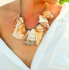 How To Make Jewelry From Sea Glass - how to make your own seashell jewelry 9 diy shellicious