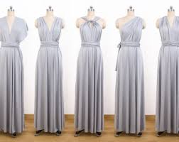 light grey infinity dress purple maxi infinity dress convertible bridesmaid dress