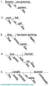 diagramming the prepositional phrase teaching english