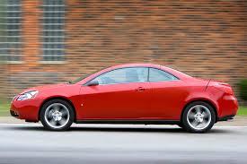 2009 pontiac g6 overview cars com