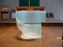 baptismal fonts baptismal font coldbent glass rick silas s