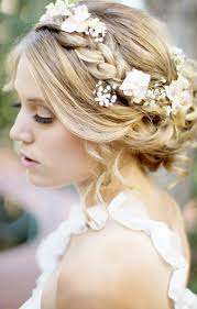 coiffure mariage boheme coiffure mariage boheme coiffure en image