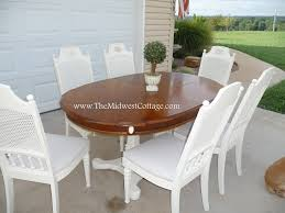 Pedestal Coffee Table Round Diy Pedestal Coffee Table Domestically Speaking