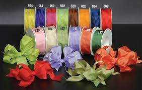 wire edged ribbon 1 1 2x27 lyon wire edged wholesale ribbon packaging dallas