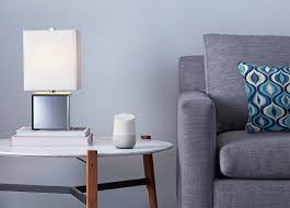 google home design google announces voice activated connected home device design week