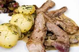 cuisiner aiguillettes de canard aiguillettes de canard sauce foie gras recettes gloria