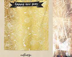 new years back drop new years backdrop etsy