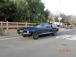 badass mustang bangshift com this 1967 shelby gt500 mustang clone is one bad