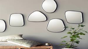 Mirrored Wall Decor by Creative Mirrors Interior Designs Ideas Mirror Walls And Wall