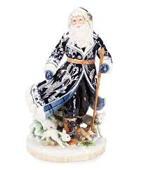 fitz and floyd bristol santa figurine dillards