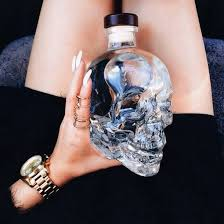 nail polish romper water bottle grunge skull nail accessories