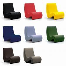 Iconic Chairs Of 20th Century Verner Panton Amoebe Chair яркое дизайнерское кресло удобное